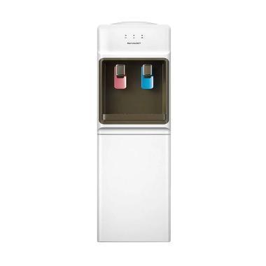 Sharp SWD-T106MS-Bk Water Dispenser [Top Loading/2 Kran]