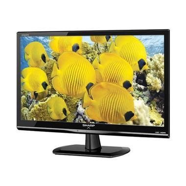 SHARP LC 32LE107i Hitam TV LED [32 Inch]