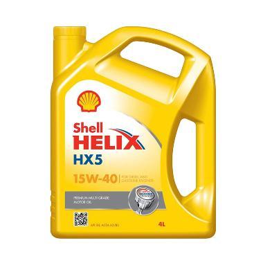 Shell Helix HX5 15W 40 API SN