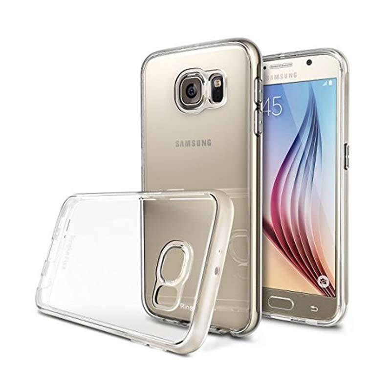 Rearth Ringke Flex Transparent Casing for Samsung Galaxy S6