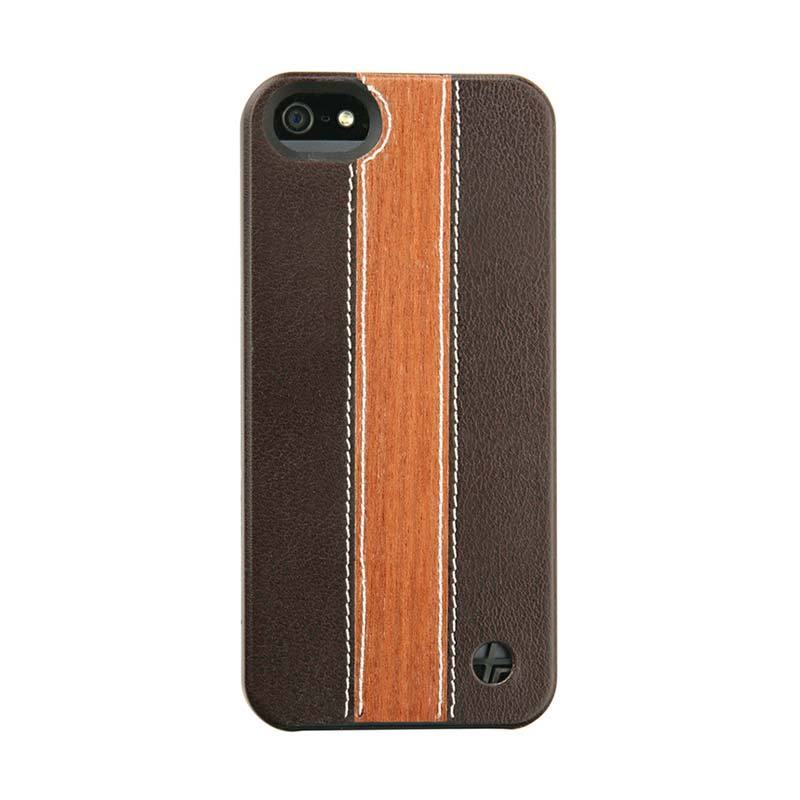 Trexta iPhone 5 Wood Series - Cherr ...
