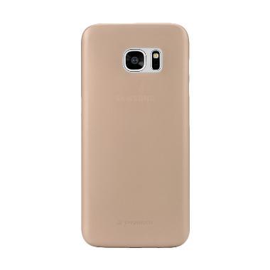 Shumuri Slim Casing for Samsung Galaxy S7 Edge - Gold