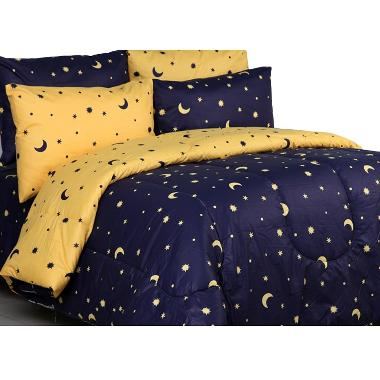 Sierra Starry Night Sprei Set
