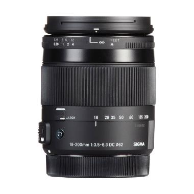 SIGMA 18-200mm f/3.5-6.3 DC Macro OS HSM | C For Nikon
