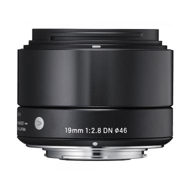 Sigma For Sony NEX 19mm f/2.8 DN | A