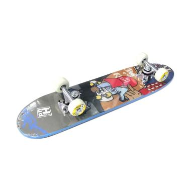 Silver Fox LY-2406AA-D Maple Medium Born Toride Skate Board