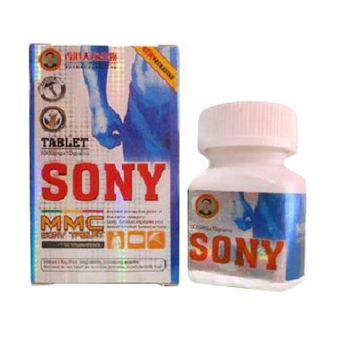 Sony MMC Obat Kuat Herbal