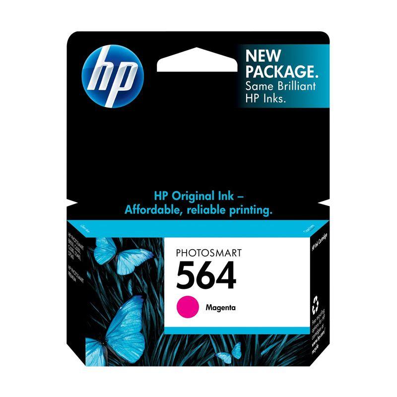 HP 564 Magenta Tinta Printer        ...
