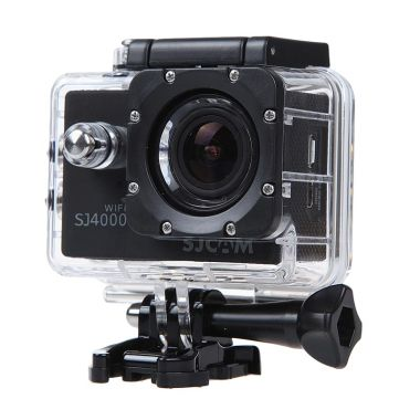 SJCAM SJ4000 Wifi HD DV Black Action Camera