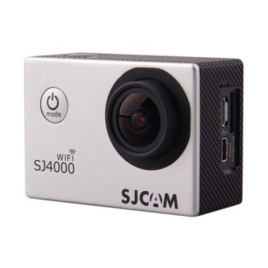 SJCam SJ4000 Silver Wifi Action Cam [12 MP]