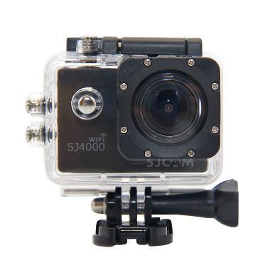 SJCAM SJ4000 Wifi 1080P Sports Cam - Black