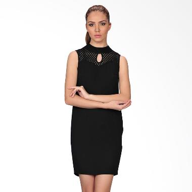 SJO's Noris Black Women's Dress