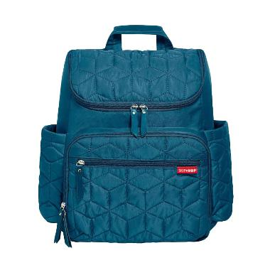 Skip Hop Forma Backpack Peacock Tas Bayi