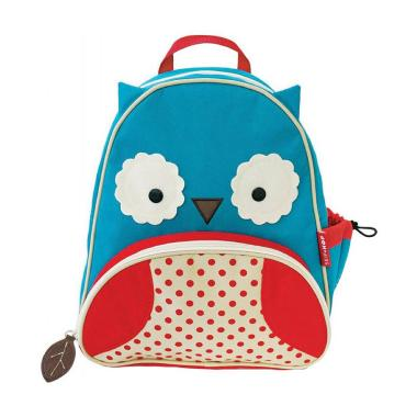 Skip Hop Zoo Pack Backpack Owl Tas Anak