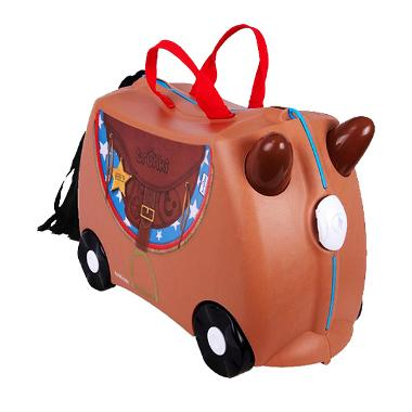 Trunki Luggage Bronco Tas Anak