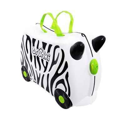 Trunki Luggage Zebra Tas Anak