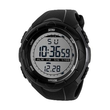 SKMEI 1025 S-Shock Sport LED Waterproof Jam Tangan Pria