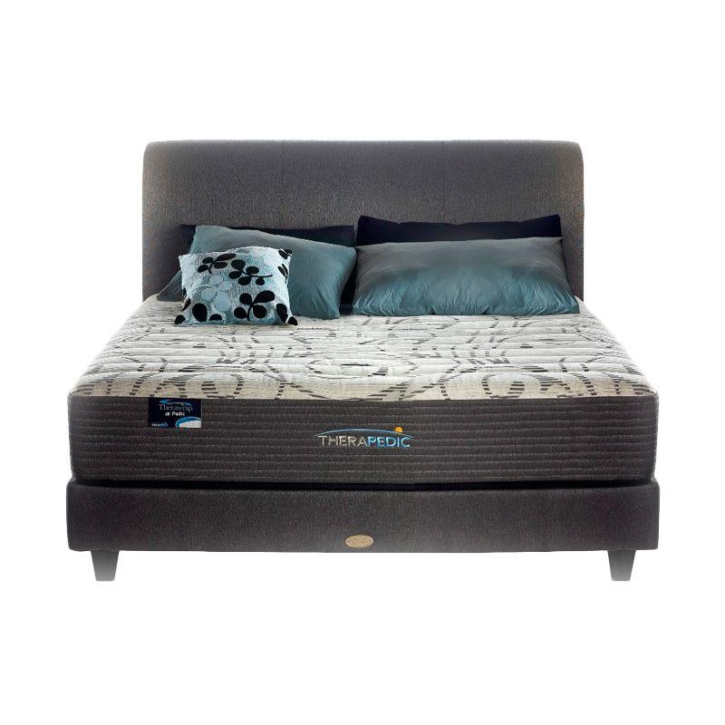 SLEEP CENTER Therapedic dr. Pedic Full Set Spring Bed