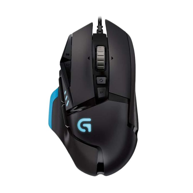 Logitech G502 Hitam Gaming Mouse