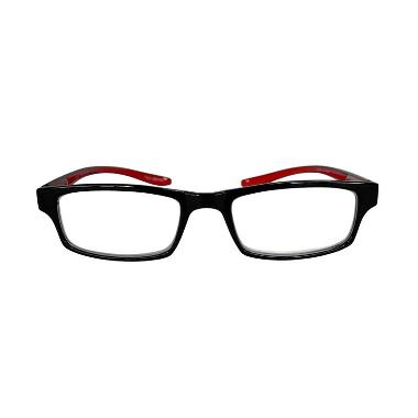 Smart Reader Kacamata Baca - Red