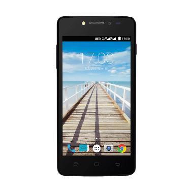 Smartfren Andromax E2 Volte Smartphone - Hitam [8GB/ 1GB]