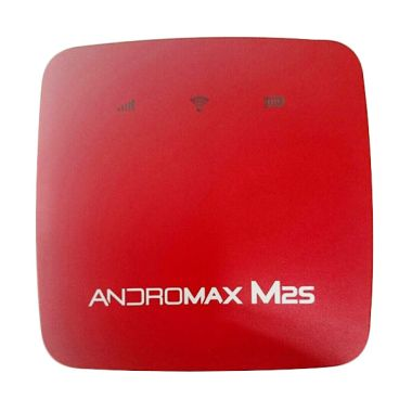 Smartfren Andromax M2S Modem Mifi - Merah