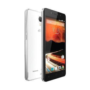 Smartfren Andromax R 4G Silver Smartphone - White