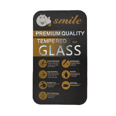 Smile Anti Gores Tempered Glass Scr ... r Oppo R1 or R829 - Clear