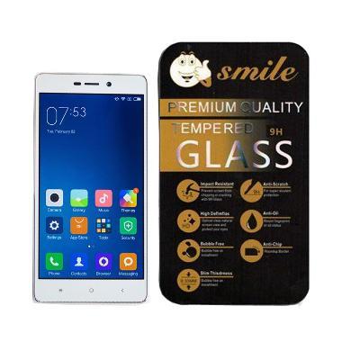 SMILE Tempered Glass for Xiaomi Redmi 3