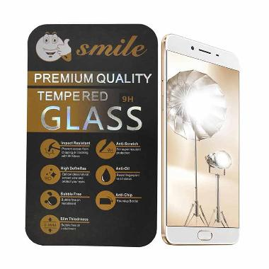 SMILE Tempered Glass Screen Protector for Oppo F1 Plus