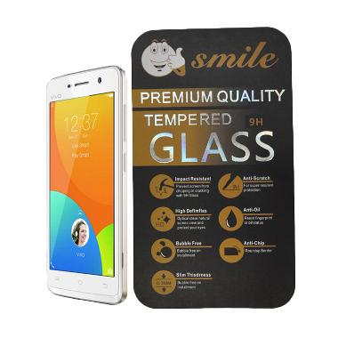 Smile Tempered Glass Screen ...