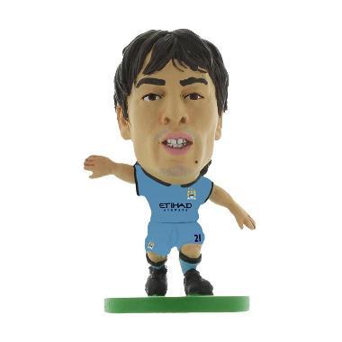 Soccer Starz David Silva Mini Figure