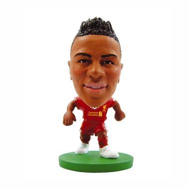Soccer Starz Raheem Sterling Mini Figure