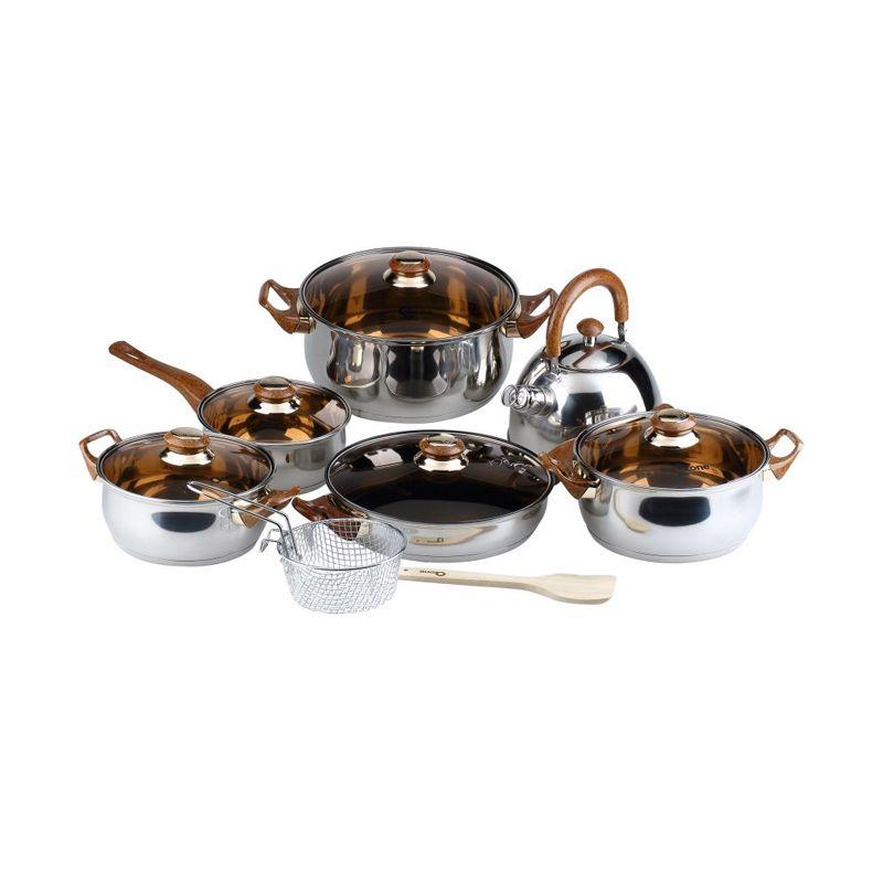 Oxone Ox-933 Cokelat Eco Cookware S ...