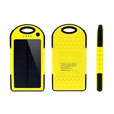 Solar Cell Powerbank - Kuning