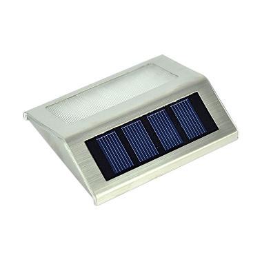 Solar Lantern Stair 2 LED Light Lampu Tangga Tenaga Surya