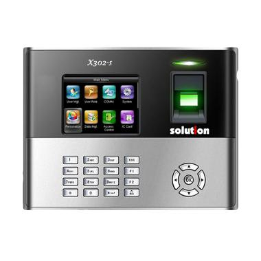 harga Solution X302-S Fingerprint Absensi dan Akses Pintu Blibli.com