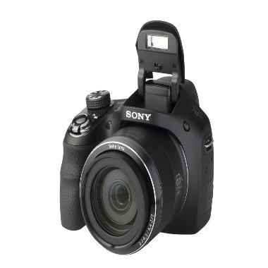 Sony Cyber-shot DSC-H400 Kamera Prosumer - Black + Free Memory 8GB