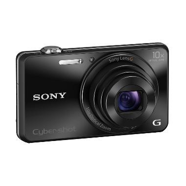 Sony DSC WX 220 Black Kamera Pocket