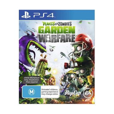 Sony PS4 Plants Vs Zombies: Garden Warfare DVD Game