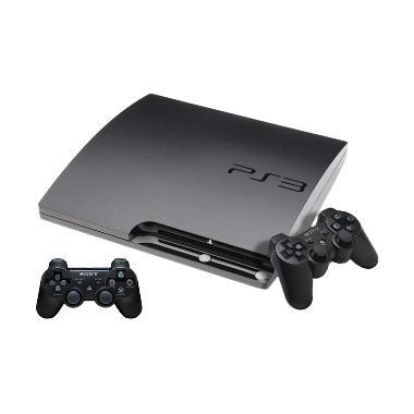 Sony PlayStation 3 Slim CFW Multiman Game Console [120 GB]