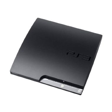 Sony Playstation3 Slim CFW 4.82 support HDD ext  [160 GB]
