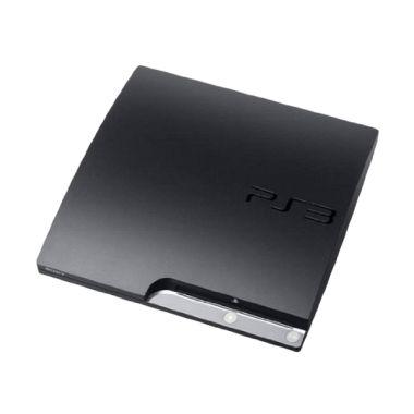 harga Sony Playstation PS 3 Slim Game Console [160 GB] Blibli.com