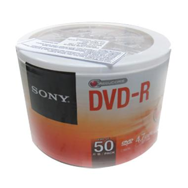 SONY Bulk DVD-R [50 Pcs]