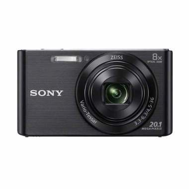 SONY Cyber-shot DSC-W830 (BLACK) ZE ... andisk 16Gb + Pocket Case