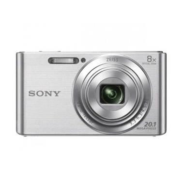Sony DSC W830 Silver Kamera Pocket
