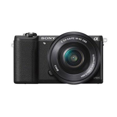 Sony ILCE A5100L Black Kamera DSLR
