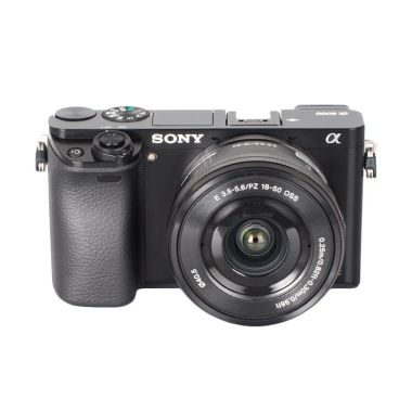 Sony ILCE-6000L Black Kamera Mirrorless
