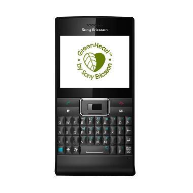 Sony Ericsson M1i Aspen Smartphone - Hitam