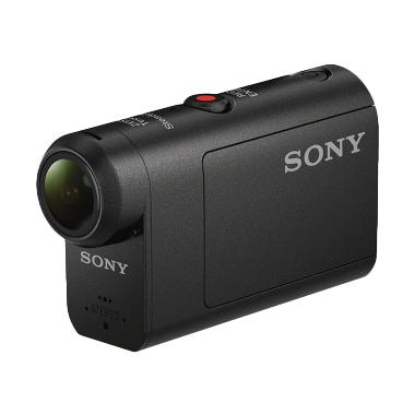 Sony HDR-AS50 Full HD Action Cam - Hitam